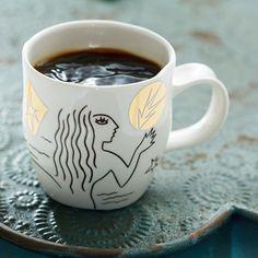 Etched Siren Anniversary Mug - White, 14 fl oz. $9.95 at StarbucksStore.com