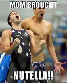 Lochte and Phelps! ahah