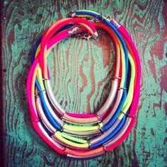 A necklace to swoon over via @Lauren Elan