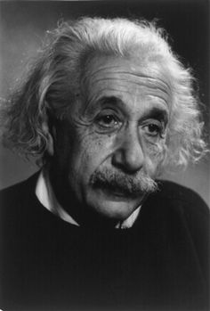 Albert Einstein (1879-1955) didn't speak until age four and didn't read until age seven. His teachers labelled him 'slow' and 'mentally handicapped.' But Einstein just had a different way of thinking. He later won the Nobel Prize in physics.