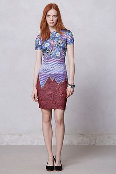 #FlowerShop Devi Dress #anthropologie