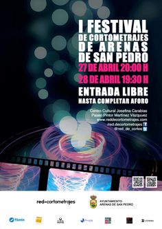 I Festival de Cortometrajes de Arenas de San Pedro - TiétarTeVe