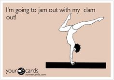 Oh My Freaking Stars!: Jam and clam...