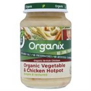 Vegetable Chicken Hotpot | Organix