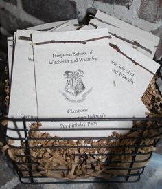 Hogwarts School Of Witchcraft and Wizardry | CatchMyParty.com