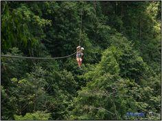 Zipline Canopy Tour in Jaco Beach and Los Suenos Costa Rica with JacoVIP
