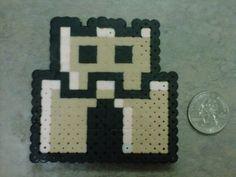 Super Mario Bros 3 Castle Icon Fridge Magnet Nintendo NES 8-Bit Art. $3.00, via Etsy.