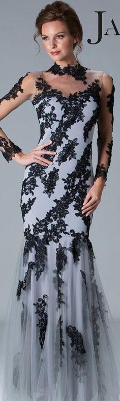 Would make quite a  unique wedding dress