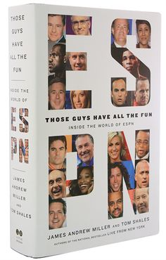 ESPN book.  It's pretty interesting.  I'd recommend it if you like sports and business. Otherwise you might find it insanely long and probably boring.