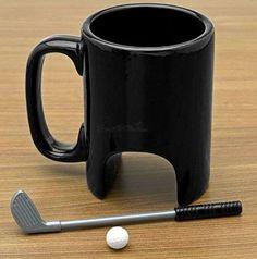 Putt Putt Golf via trendhunter #Mug #Golf #trendsetter
