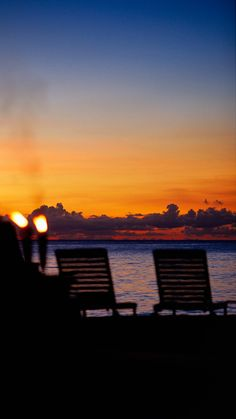 The House, Barbados ~ Sunset