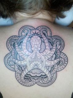 sweet octopus tattoo!
