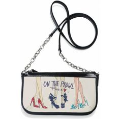 Brighton Fashionista On the Prowl Pouch. To purchase call 951-734-5989.