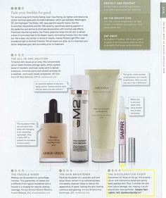 Tapia Beauty Group in New Beauty Magazine (Winter-Spring 2013)