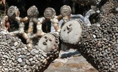 I love the work of Nek Chand!