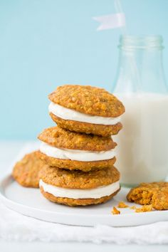 Carrot Cake Cookies...a cookie version of my favourite cake
