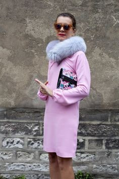 Street Style: Paris Fashion Week Fall 2012