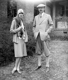 Cornelia Vanderbilt Cecil and John Amherst Cecil
