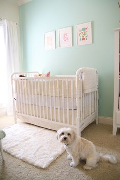 Great neutral nursery colors