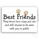 Tons of great friend quotes and jokes