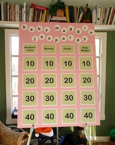 baby shower idea, does not lead to correct link but the pic gives you the idea