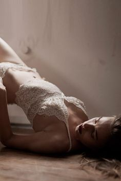 Lust Objects: Sally Jones Lingerie Spring/Summer 2014