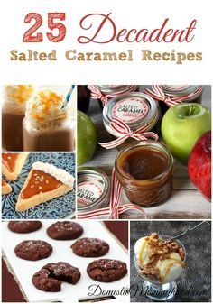 Salted Caramel Recip