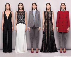 Moda y Tendencias en Buenos Aires : AWADA INVIERNO 2014: LA ELEGANCIA DE LAS LÍNEAS SI...