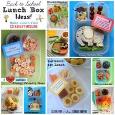fun food, schools, lunch recipes, allergi friend, easy gluten free lunches, gluten free school lunch ideas, kid, back to school