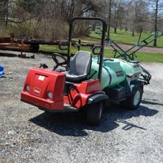 2003 Toro 1250 Multipro 160 gal Sprayer - For Sale/Wanted - TurfNet.com