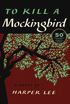 To Kill a Mockingbird: 50th Anniversary Edition by Harper Lee, http://www.amazon.com/dp/0061743526/ref=cm_sw_r_pi_dp_zNORpb0HN8VH4