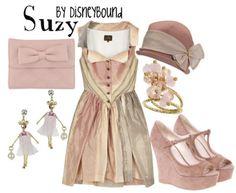 Disney Bound Suzy Cinderella