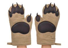 bear hand, oven mitt, friend bear