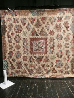 not so zen-quilts in Paris: third part ot the Poos collection