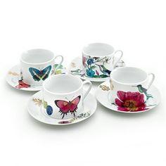 Teacups & Saucers