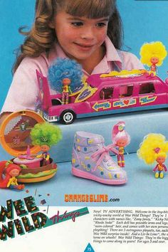 15 Toys From The '80s You Might Have Forgotten About