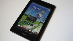 If you're on a budget, the Acer Iconia One 7 is the #tablet for you!