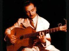 Gypsy Django Reinhardt jazz guitar genius