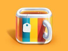 icon design, m18, magazin, app icon, appicon