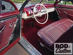 car interiors upholstery on pinterest hot rods car interiors and ford. Black Bedroom Furniture Sets. Home Design Ideas