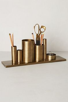 Codify Pencil Holder | $48.00 #Home #Decor #Design #Decorating | Visit WISHCLOUDS.COM for more...