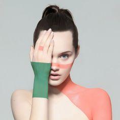 stun makeup, colour life, foto conceito