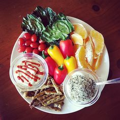 Healthy Lunch Idea