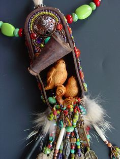 Heidi Kummli, Sardine Can Necklace