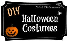 Check out some cute and easy to make DIY Halloween Costumes. Star Wars, Dr. Suess, and more!