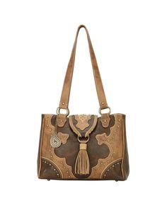 Bandana Women's Topeka 3 Compartment Organizer Bag/Wallet