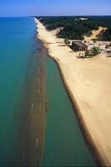state parks, great lakes, place
