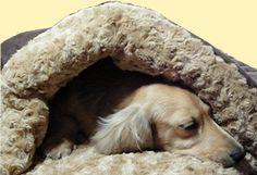 Doggie snuggle sack