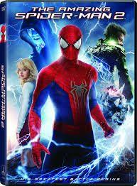 [DVD] The amazing Spider-man 2 / DVD AMAZING # 3150 [Sep 2014]