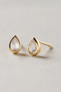 Quartz Dewdrop Posts - anthropologie.com